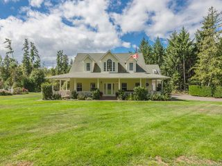 Photo 1: 1285 LEFFLER ROAD in ERRINGTON: PQ Errington/Coombs/Hilliers House for sale (Parksville/Qualicum)  : MLS®# 768607