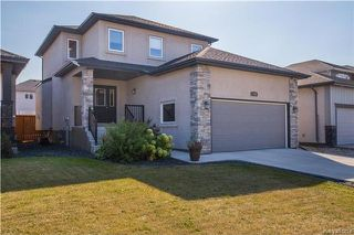 Photo 1: 110 Harlow Bay in Winnipeg: Canterbury Park Residential for sale (3M)  : MLS®# 1724137