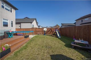 Photo 19: 110 Harlow Bay in Winnipeg: Canterbury Park Residential for sale (3M)  : MLS®# 1724137