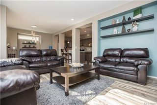 Photo 4: 110 Harlow Bay in Winnipeg: Canterbury Park Residential for sale (3M)  : MLS®# 1724137
