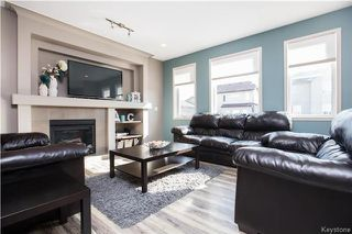 Photo 3: 110 Harlow Bay in Winnipeg: Canterbury Park Residential for sale (3M)  : MLS®# 1724137