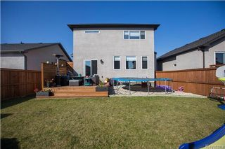 Photo 16: 110 Harlow Bay in Winnipeg: Canterbury Park Residential for sale (3M)  : MLS®# 1724137