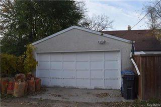 Photo 20: 16 Elm Park Road in Winnipeg: Elm Park Residential for sale (2C)  : MLS®# 1727338