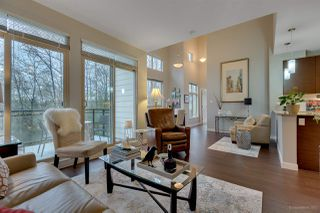 "Photo 3: 406 201 MORRISSEY Road in Port Moody: Port Moody Centre Condo for sale in ""LIBRA"" : MLS®# R2238882"