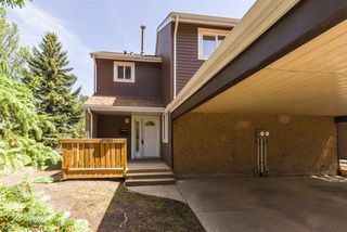Main Photo: 18018 96 Avenue in Edmonton: Zone 20 Townhouse for sale : MLS®# E4099495