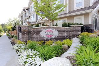 "Main Photo: 44 7059 210 Street in Langley: Willoughby Heights Townhouse for sale in ""Alder"" : MLS®# R2263241"