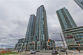 Main Photo: 3603 510 Curran Place in Mississauga: City Centre Condo for lease : MLS®# W4118527