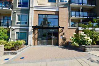 "Photo 25: 307 13789 107A Avenue in Surrey: Whalley Condo for sale in ""Quattro 2"" (North Surrey)  : MLS®# R2292203"
