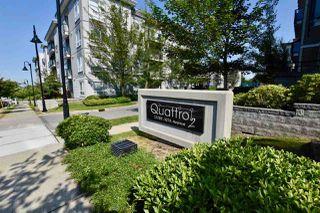 "Photo 28: 307 13789 107A Avenue in Surrey: Whalley Condo for sale in ""Quattro 2"" (North Surrey)  : MLS®# R2292203"