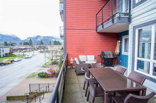 """Photo 19: 206 40437 TANTALUS Road in Squamish: Garibaldi Estates Condo for sale in """"THE SPECTACLE"""" : MLS®# R2298228"""