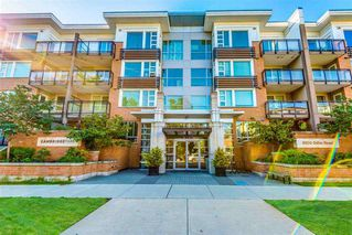 "Photo 1: 333 9500 ODLIN Road in Richmond: West Cambie Condo for sale in ""Cambridge Park"" : MLS®# R2306612"