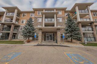 Main Photo: 217 11615 ELLERSLIE Road in Edmonton: Zone 55 Condo for sale : MLS®# E4134629