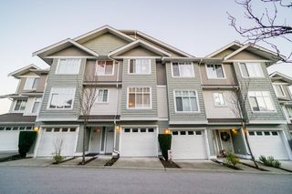 "Main Photo: 48 19480 66 Avenue in Surrey: Clayton Townhouse for sale in ""TWO BLUE II"" (Cloverdale)  : MLS®# R2323243"