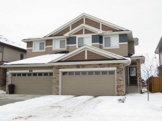 Main Photo: 6660 CARDINAL Road in Edmonton: Zone 55 House Half Duplex for sale : MLS®# E4138617