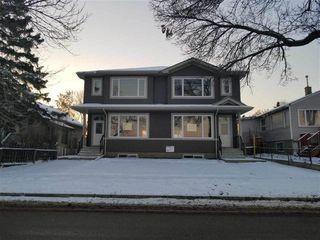 Main Photo: 1 12764 113A Street in Edmonton: Zone 01 House Half Duplex for sale : MLS®# E4139633