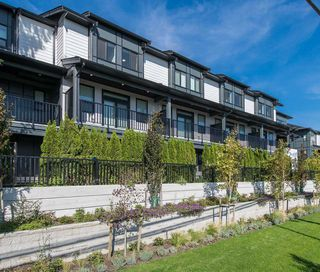 """Main Photo: 14 34825 DELAIR Road in Abbotsford: Abbotsford East Townhouse for sale in """"Breeze"""" : MLS®# R2333056"""