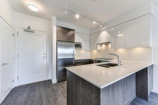 "Photo 2: 407 3971 HASTINGS Street in Burnaby: Vancouver Heights Condo for sale in ""VERDI"" (Burnaby North)  : MLS®# R2334952"