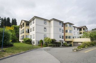 "Photo 1: 208 1802 DUTHIE Avenue in Burnaby: Montecito Condo for sale in ""VALHALLA COURT"" (Burnaby North)  : MLS®# R2336742"