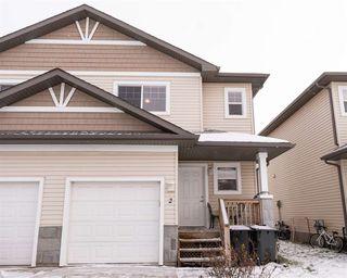 Photo 1: 2 HARTWICK Landing: Spruce Grove House Half Duplex for sale : MLS®# E4143053