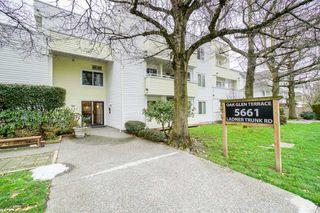 "Photo 1: 22 5661 LADNER TRUNK Road in Ladner: Hawthorne Condo for sale in ""Oak Glen Terrace"" : MLS®# R2341321"