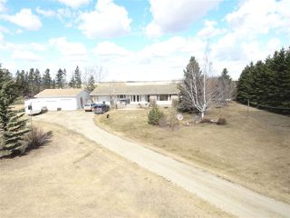 Main Photo: 26118 TWP RD 552: Rural Sturgeon County House for sale : MLS®# E4145421