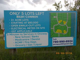 Photo 4: Twp 54 RR15: Rural Lac Ste. Anne County Rural Land/Vacant Lot for sale : MLS®# E4145798