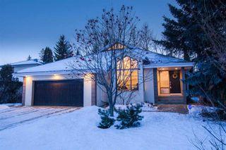 Photo 1: 85 WESTRIDGE Road in Edmonton: Zone 22 House for sale : MLS®# E4146140