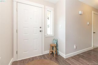Photo 2: 34 1287 Verdier Avenue in BRENTWOOD BAY: CS Brentwood Bay Row/Townhouse for sale (Central Saanich)  : MLS®# 407593