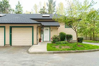 """Photo 1: 19 21960 RIVER Road in Maple Ridge: West Central Townhouse for sale in """"FOXBOROUGH HILLS"""" : MLS®# R2364203"""