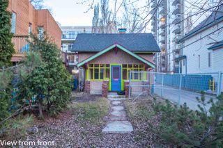 Main Photo: 11211 99 Avenue in Edmonton: Zone 12 Vacant Lot for sale : MLS®# E4155601