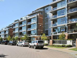 Main Photo: 603 365 Waterfront Cres in VICTORIA: Vi Rock Bay Condo Apartment for sale (Victoria)  : MLS®# 813855