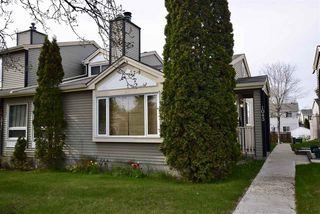 Main Photo: 1043 VILLAGE Drive: Sherwood Park Townhouse for sale : MLS®# E4157330