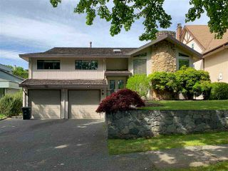 Main Photo: 7421 EDNOR Crescent in Burnaby: Simon Fraser Univer. House for sale (Burnaby North)  : MLS®# R2371303
