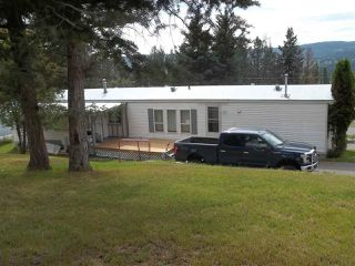 "Photo 2: 28 770 N 11TH Avenue in Williams Lake: Williams Lake - City Manufactured Home for sale in ""FRAN-LEE TRAILER COURT"" (Williams Lake (Zone 27))  : MLS®# R2399801"