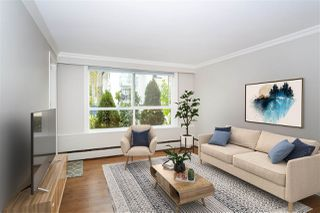 "Photo 2: 113 8680 FREMLIN Street in Vancouver: Marpole Condo for sale in ""COLONIAL ARMS"" (Vancouver West)  : MLS®# R2416429"