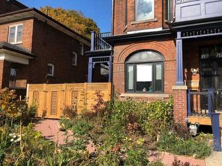 Photo 1: 3 10 Sylvan Avenue in Toronto: Dufferin Grove House (3-Storey) for lease (Toronto C01)  : MLS®# C4623346