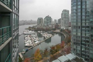 "Main Photo: 1801 1033 MARINASIDE Crescent in Vancouver: Yaletown Condo for sale in ""Quaywest"" (Vancouver West)  : MLS®# R2419418"