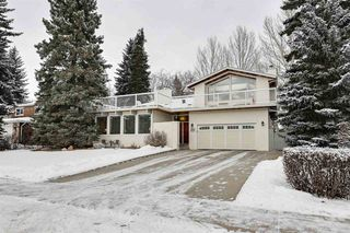 Photo 2: 192 QUESNELL Crescent in Edmonton: Zone 22 House for sale : MLS®# E4183631