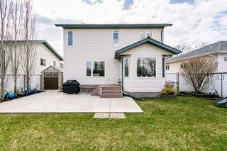 Photo 47: 91 CHARLTON Crescent: Sherwood Park House for sale : MLS®# E4197152