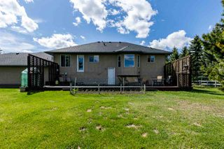 Photo 34: 4315 209 Street in Edmonton: Zone 57 House for sale : MLS®# E4198406