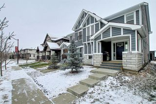Main Photo: 1493 Legacy Circle SE in Calgary: Legacy Semi Detached for sale : MLS®# A1050880