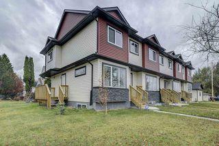 Photo 3: 10205 114 Avenue in Edmonton: Zone 08 Townhouse for sale : MLS®# E4219414