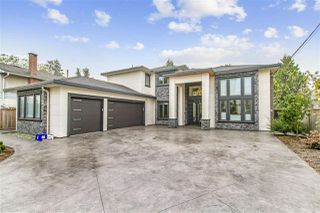Photo 1: 8600 ODLIN CRESCENT in Richmond: West Cambie House for sale : MLS®# R2498021