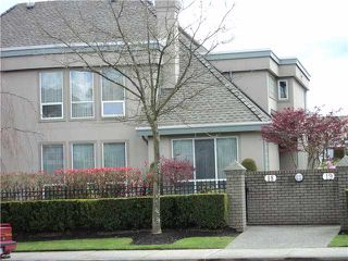 "Photo 1: 18 788 CITADEL Drive in Port Coquitlam: Citadel PQ Townhouse for sale in ""CITADEL BLUFFS"" : MLS®# V886163"