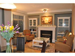 """Photo 2: 11 9600 NO 3 Road in Richmond: Saunders Townhouse for sale in """"THE FIRST AT BROADMOOR"""" : MLS®# V892098"""