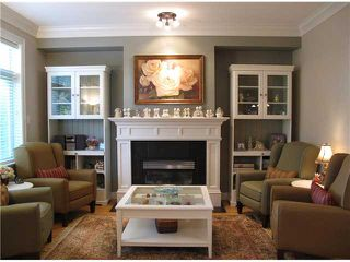 """Photo 1: 11 9600 NO 3 Road in Richmond: Saunders Townhouse for sale in """"THE FIRST AT BROADMOOR"""" : MLS®# V892098"""
