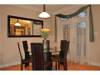 """Photo 3: 11 9600 NO 3 Road in Richmond: Saunders Townhouse for sale in """"THE FIRST AT BROADMOOR"""" : MLS®# V892098"""