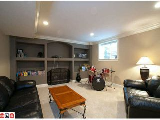 """Photo 10: 16220 26TH Avenue in Surrey: Grandview Surrey House for sale in """"MORGAN HEIGHTS"""" (South Surrey White Rock)  : MLS®# F1124273"""