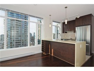 "Photo 2: 2107 888 HOMER Street in Vancouver: Downtown VW Condo for sale in ""THE BEASLEY"" (Vancouver West)  : MLS®# V919157"