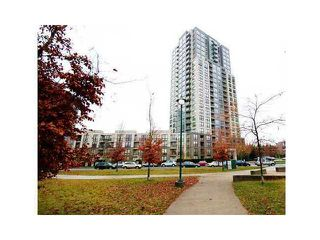 "Main Photo: # 1608 3663 CROWLEY DR in Vancouver: Collingwood VE Condo for sale in ""LATITUDE"" (Vancouver East)  : MLS®# V939903"